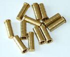 Crossbow Bolts Brass Threaded Inserts 8.8mm OD 7.2mm ID Standard Thread 75 grain