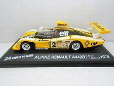 2360 COCHE ALPINE RENAULT A442B  24 HEURES DU MANS LE MANS CAR 1/43 1:43 PIRONI