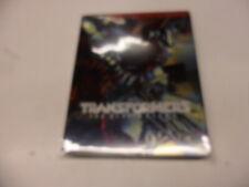 Blu-Ray  Steelbook Transformers: The Last Knight