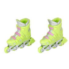 Mini Finger In Line Skates Skateboard Fingerboard Boys Girls Toys Kids Gift