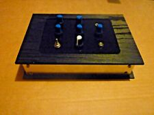 5 oscillator saw tooth wave reverse bias drone synth