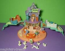 Polly Pocket Mini Disney ♥ 101 Dalmatiner Villa ♥ mit Cruella alle 6 Dalmatiner