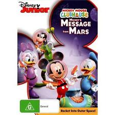 Mickey Mouse Clubhouse: MICKEY'S MESSAGE FROM MARS : NEW DVD