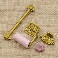 Mini Badezimmer Zubehör Süß Set 1/12 Scale Puppe Haus Spielzeug Mädchen Geschenk