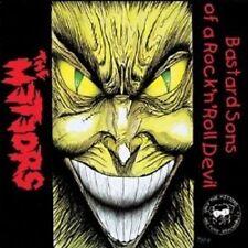 Meteors - Bastard Sons Of A Rock'n'Roll Devil  CD POP ROCK ALTERNATIVE NEW+