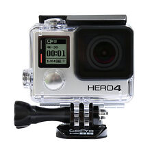 GoPro HERO4 Black 12 MP Waterproof 4K Camera Camcorder Wi-Fi