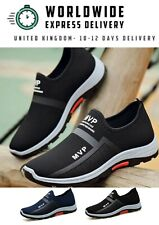 Mens Mesh Shoes Breathable Lightweight Sneakers Fashion Casual Walking Shoes