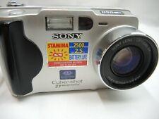 Sony Cyber Shot DSC-S50 Digital Still Camera