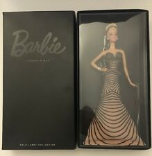 Zuhair Murad Barbie Direct Exclusive 2013 Hollywood Red Carpet Gold Label NRFB 1