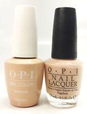 Opi Soak-Off GelColor Gel Polish + Nail Polish Samoan Sand #P61 0.5 oz 15 mL