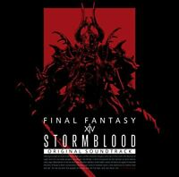 STORMBLOOD:FINAL FANTASY XIV OST [video with Soundtrack/Blu-ray Disc Music]JAPAN