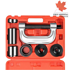 Heavy Duty Ball Joint Press & U Joint Removal Separator Tool Kit with 4x4 Ada...