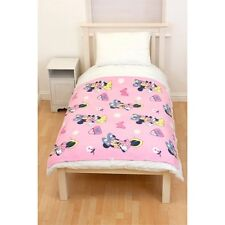 Minnie Mouse Fleece blanket - Shopaholic Rotary Bed Throw - Disney