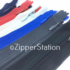 Unbranded Invisible Zipper Element/Teeth Zip Sewing Zips