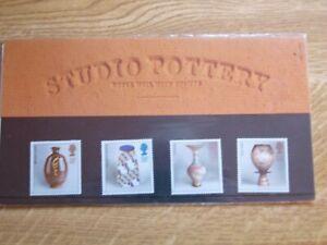 GB Presentation Pack 184 Studio Pottey
