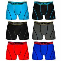 Freegun Climate Control 2 Pack Men's Boxer Underwear Briefs Trunk Shorts Sports