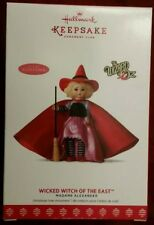 2017 Hallmark ornament Wicked Witch of the East (Member Excl)