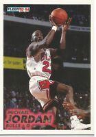 MICHAEL JORDAN Fleer 1993-94 Basketball Card #28