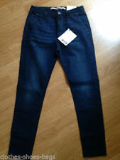 Topshop Denim Jeans Tapered, Carrot for Women