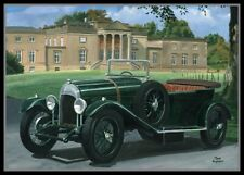 Print on canvas 1923 Bentley 3.0L by Toon Nagtegaal (LEF)