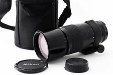 *Exc+++* Nikon Nikkor Ai-s 300mm F/4.5 Manual Lens AIS w/Case from Japan #310