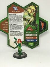 Heroscape Custom Poison Ivy DC
