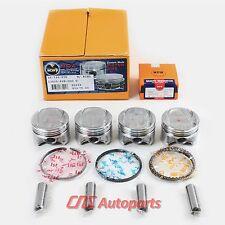 96-00 1.6L HONDA CIVIC & DEL SOL Si VTEC PISTONS & RINGS D16Y8