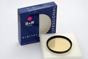 B&W 58mm, 81-A Filter Digital F-Pro # 30216 # 2