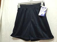 BNWT Mens 3XL or Ladies 24 LW Reid Navy Elastic Waist Mesh Style Sports Shorts