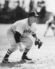 JIM PESKY 8X10 PHOTO BOSTON RED SOX BASEBALL PICTURE MLB