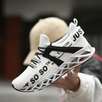 Men's Running Shoes Jogging Sports Outdoor Fitness Summer Breathable Man Sneaker