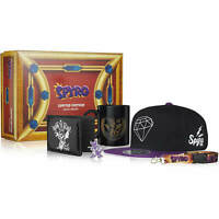 Spyro the Dragon Limited Edition Big Box Gear Crate New in Box In Stock