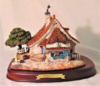 WDCC: Enchanted Places - Pinocchio - Geppetto's Toy Shop - Box & COA