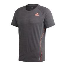Adidas Coureur Tee-Shirt Courant Gris