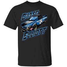 Men's Chase Elliott Nascar 2020 Short Sleeve T-Shirt S-5XL