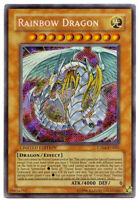 YUGIOH • Rainbow Dragon CT04-EN005 Drago Arcobaleno SECRETRARE LIMITED NMINT