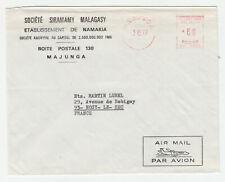 Madagascar 1977 EMA empreinte de machine à affranchir SJ