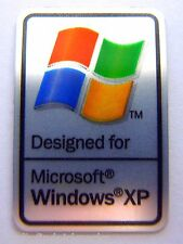 Original Designed for Microsoft Windows XP Sticker 19 x 29mm [1]