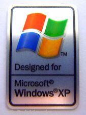 Original Designed for Microsoft Windows XP Sticker 19 x 29mm [1]