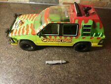 Jurassic Park JUNGLE EXPLORER Figure Truck Vehicle 1993 Kenner