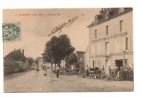 21 - cpa - Le MAUPAS - Grande Rue   (i 9892)