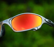 Oakley X-metal titanium Juliet. Ruby lenses.