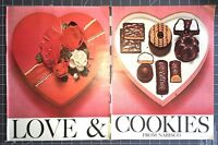 Life Magazine Ad LOVE AND COOKIES From NABISCO