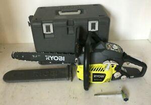 "RYOBI RY3716 37cc 2-Cycle 16""Gas Chainsaw, GR"