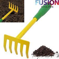 30 cm Hand Held GIARDINO RASTRELLO Spatola arbusto a foglie giardinaggio Strumento attrezzatura impianto