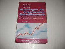 Grundlagen der Angewandten Makroökonomie von Clement / Terlau / Kiy , 4. A. 2006
