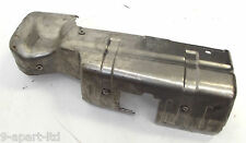 GENUINE PORSCHE 996 TURBO PASSENGER (LEFT) SIDE EXHAUST BACK BOX HEAT SHIELD