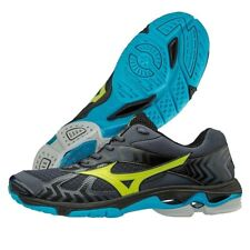 Mizuno Wave Bolt 7 Grey Black Volleyball Squash Indoor Court Shoes Trainers