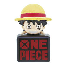 One Piece Luffy Audio Double Jack Mascot Dust Plug Figure