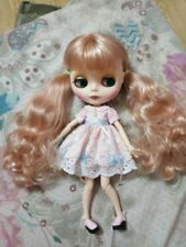 """12"""" Neo Blythe Doll Matte Face Joint Body Nude Doll from Factory CB1002"""